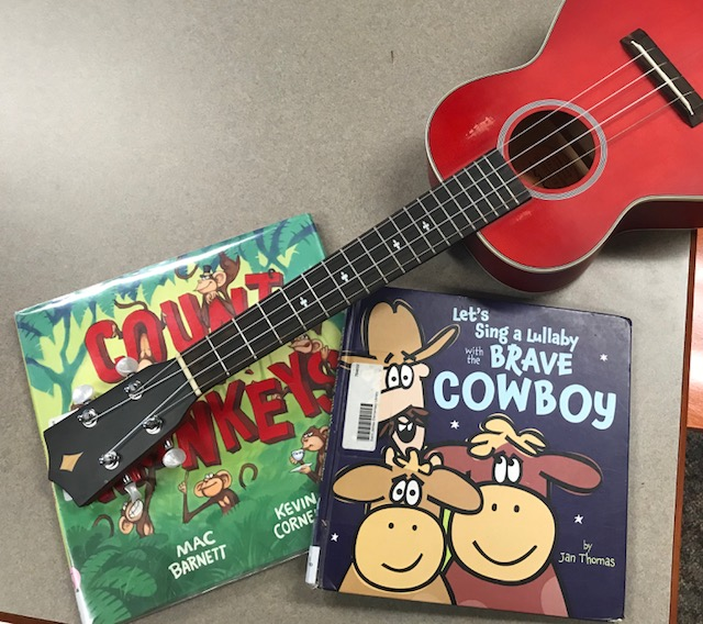 ukulelesongFriday Bumping up and Down in My Little Red Wagon/All the ...