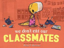we don't eat out classmates