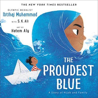 proudest blue